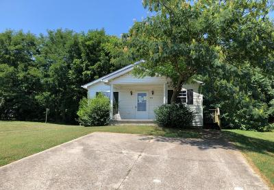 Garrard County Single Family Home For Sale: 107 Martin Luther King Drive