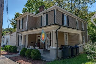 Frankfort Single Family Home For Sale: 322 Steele Street