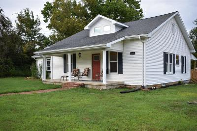 Anderson County Single Family Home For Sale: 1455 Harrodsburg Road