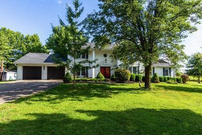 Harrodsburg KY Single Family Home For Sale: $715,000