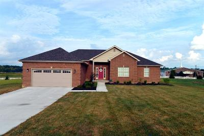 Berea KY Single Family Home For Sale: $279,900