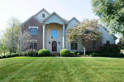 Nicholasville Single Family Home For Sale: 207 Golf Club Drive
