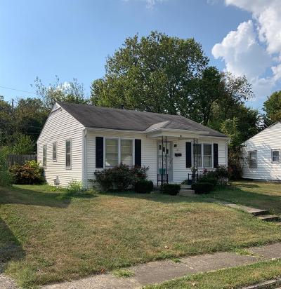 Nicholasville Single Family Home For Sale: 123 Ilhardt Avenue