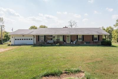 Winchester Single Family Home For Sale: 1291 Wades Mill Road