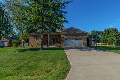Paris Single Family Home For Sale: 214 Squires Pointe