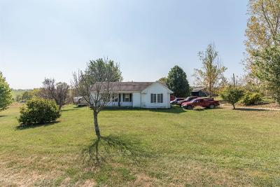 Winchester Single Family Home For Sale: 1315 Wades Mill Road