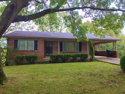 Richmond Single Family Home For Sale: 107 Heritage Drive