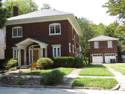Frankfort Single Family Home For Sale: 406 Conway Street