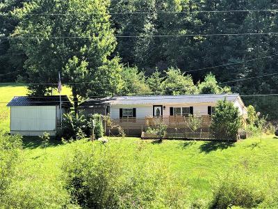 Corbin Single Family Home For Sale: 620 Johnson Hollow Road