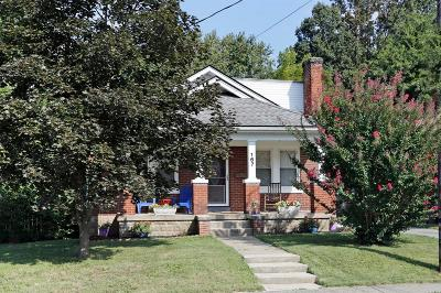Lexington Single Family Home For Sale: 167 Sherman Ave