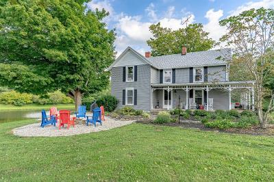 Lawrenceburg Single Family Home For Sale: 2572 Benson Creek Rd