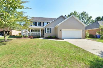 Lexington Single Family Home For Sale: 844 Glen Abbey Circle