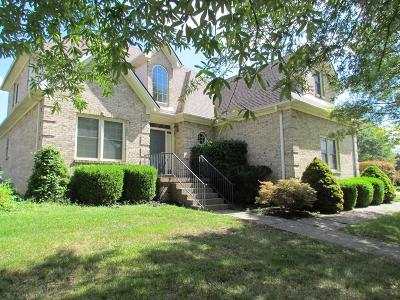 Richmond Single Family Home For Sale: 220 Park Lakes