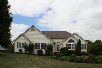Harrodsburg Single Family Home For Sale: 801 Lexington Road