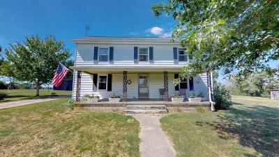 Wilmore Single Family Home For Sale: 1100 Grows Mill Road