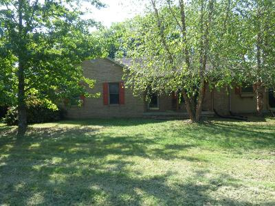 Versailles Single Family Home For Sale: 2171 W Scotts Ferry