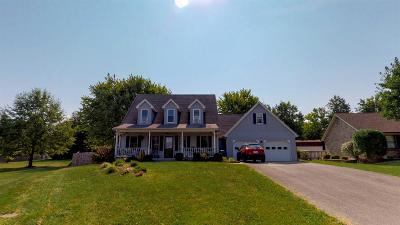 Lawrenceburg Single Family Home For Sale: 1078 Tara Way