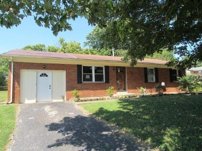 Winchester Single Family Home For Sale: 204 Wayne Court