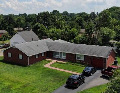 Lexington Single Family Home For Sale: 1602 Raleigh Road