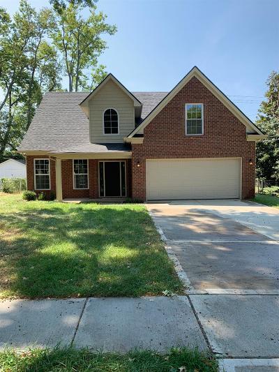 Lexington Single Family Home For Sale: 628 Cardinal Lane