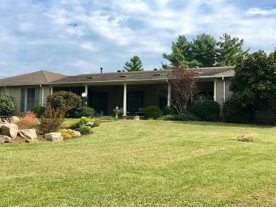 Frankfort Single Family Home For Sale: 5400 Owenton Road
