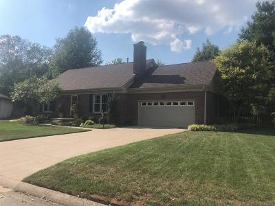 Nicholasville Single Family Home For Sale: 720 Keeneland Court