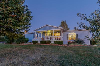 Paris Single Family Home For Sale: 340 Russell Cave Road