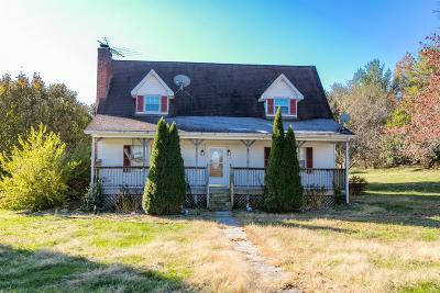 Stanford KY Single Family Home For Sale: $89,000
