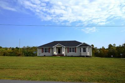 Harrodsburg KY Single Family Home For Sale: $229,900