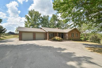 Winchester Single Family Home For Sale: 1257 Irvine Road