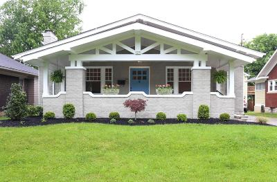 Lexington Single Family Home For Sale: 125 Lincoln