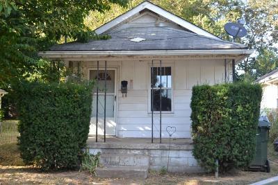 Lexington Single Family Home For Sale: 1239 Embry Avenue