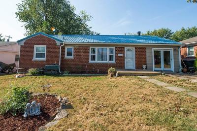 Lexington Single Family Home For Sale: 1040 Patricia Lane
