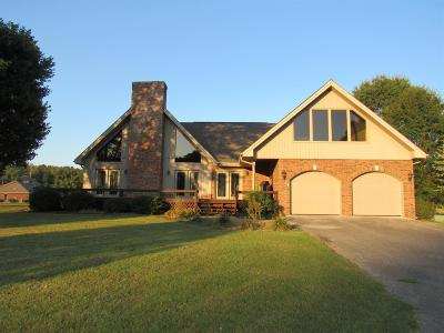 Single Family Home For Sale: 747 Crooked Creek Dr.