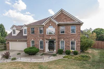Lexington Single Family Home For Sale: 708 Clayvis Court