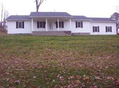 Corbin KY Single Family Home Sold: $126,000