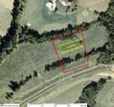 Grant County Residential Lots & Land For Sale: Seneca Trail
