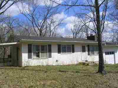 Owen County Single Family Home For Sale: Locust Drive