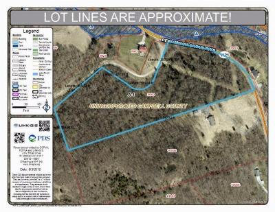 Boone County, Campbell County, Gallatin County, Grant County, Kenton County, Pendleton County Residential Lots & Land For Sale: 9960 Persimmon Grove Pike