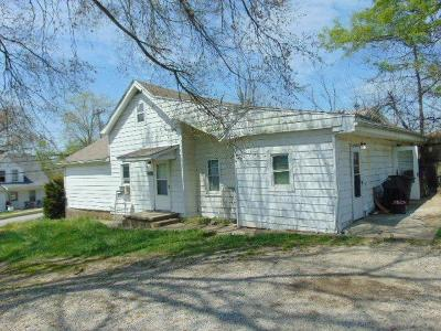 Owen County Multi Family Home For Sale: 201 S Main Street