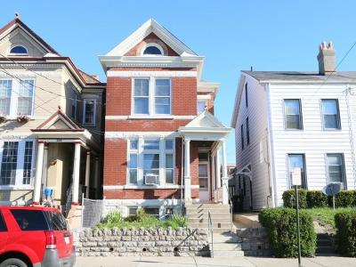 Covington Single Family Home For Sale: 222 E 15th Street