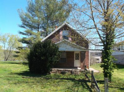 Campbell County Single Family Home For Sale: 10127 Jefferson Street