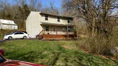 Campbell County Multi Family Home For Sale: 11756 Mary Ingles Hwy