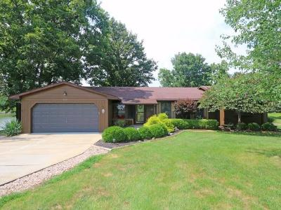Owen County Single Family Home For Sale: 360 Whippoorwill Lane
