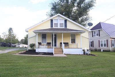 Owen County Single Family Home For Sale: 317 E Adair Street