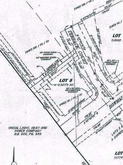 Florence Residential Lots & Land For Sale: 2011 Terrace Court