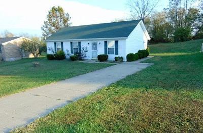 Owen County Single Family Home For Sale: 19 Horizon Circle