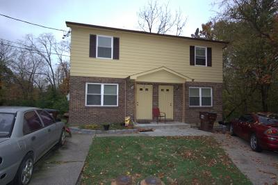 Boone County Multi Family Home For Sale: 123 Valley Drive