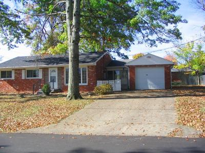 Owen County Single Family Home For Sale: 104 Kelly Court