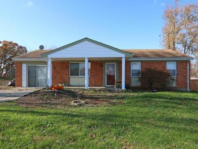 Pendleton County Single Family Home For Sale: 15949 Highway 10 N